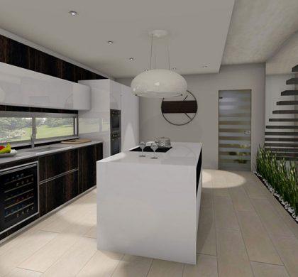 Cucina e Living