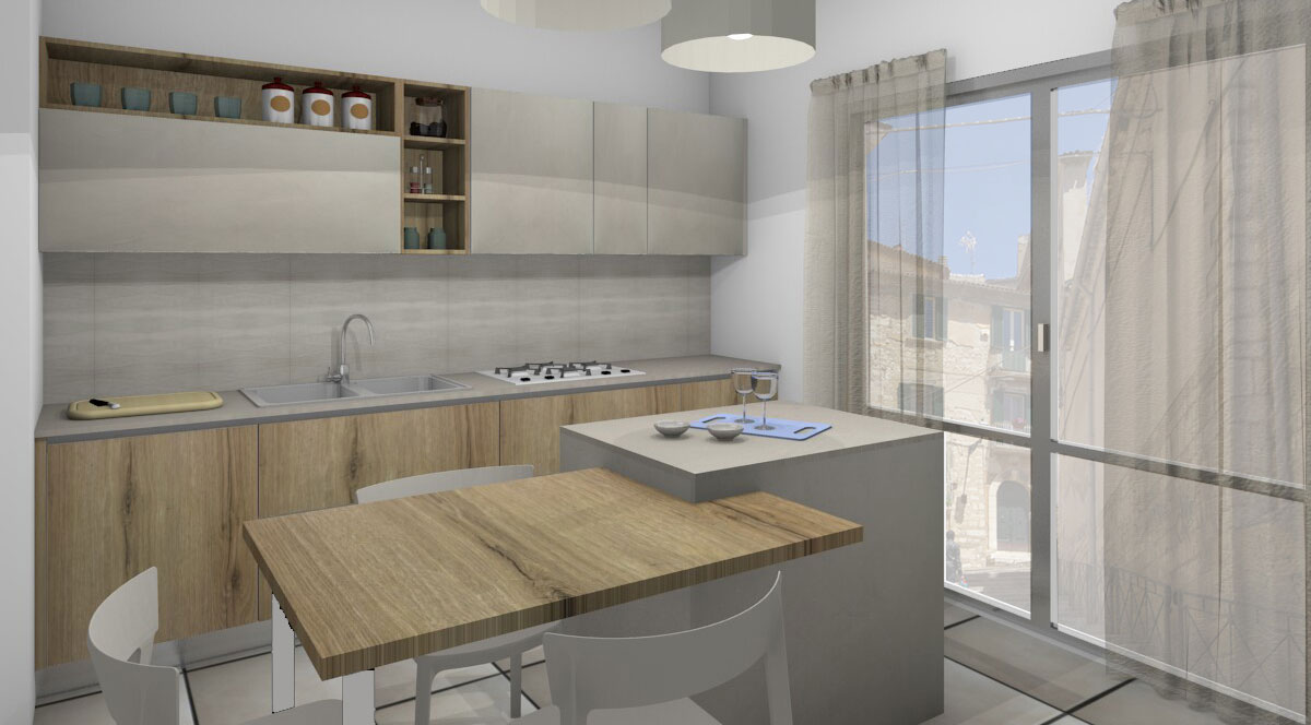 progettazione a caserta cucine