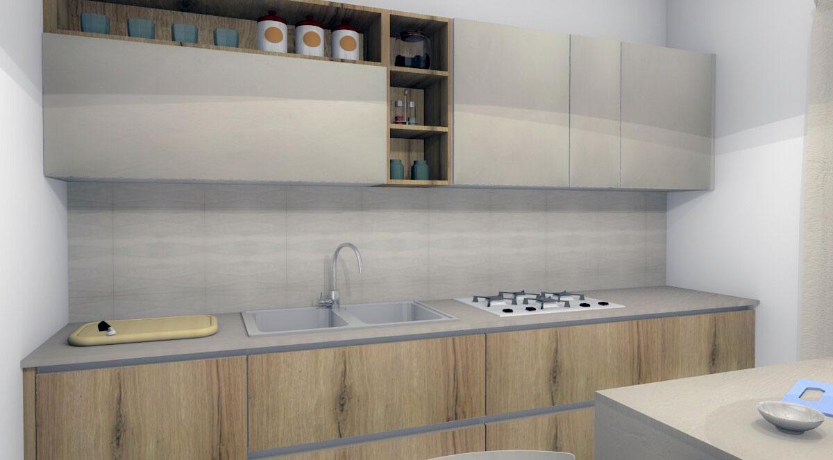 progettazione cucina a Caserta